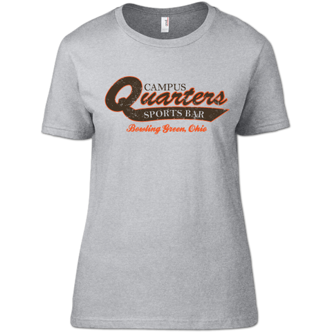 Campus Quarters of Bowling Green Ladies T-Shirt