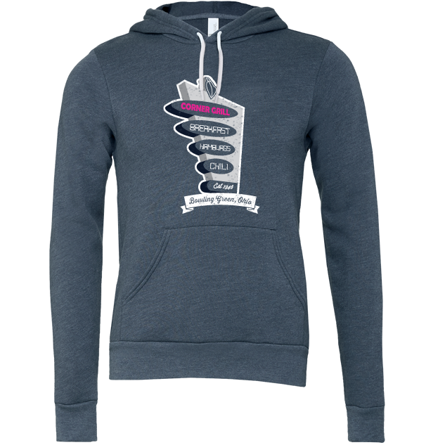 Bowling Green Corner Grill Hoodie