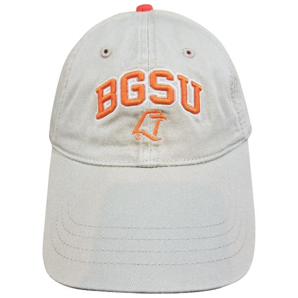 BGSU Vintage LT Logo Embroidered Dad Hat (Limited Time & Stock)