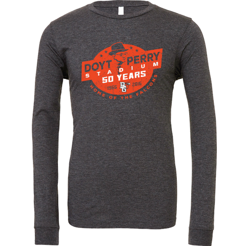 BGSU Doyt Perry Long Sleeve T-Shirt