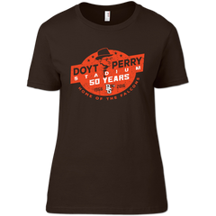 BGSU Doyt Perry Woman's Slim Fit T-Shirt