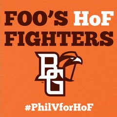 BGSU Phil Villapiano Hall of Fame T-Shirt