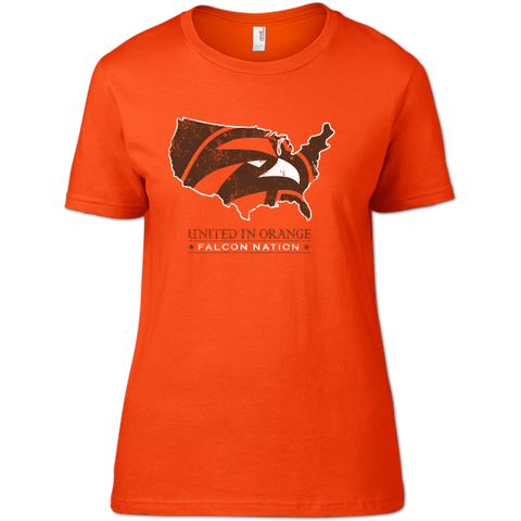 BGSU Falcon Nation Woman's T-Shirt