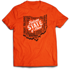 Falcon State of Mind BGSU T-Shirt