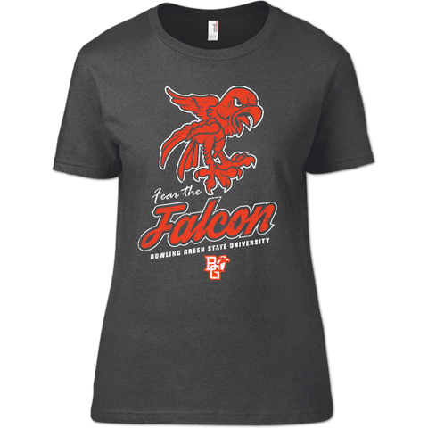 BGSU Fear the Falcons Woman's T-Shirt