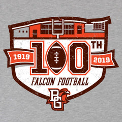 BGSU Falcons Football 100th Year Commemorative Hoodie