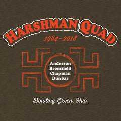 BGSU Harshman Quad T-Shirt