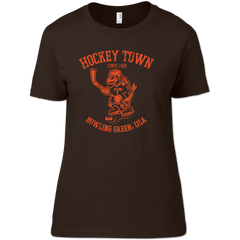 BGSU Hockey Town Woman's T-Shirt