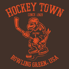 BGSU Hockey Town T-Shirt