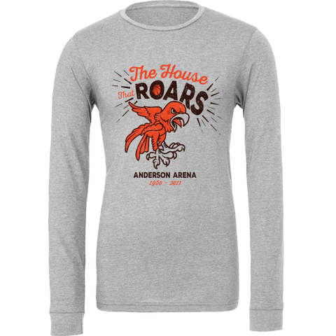 BGSU Falcons House That Roars Long Sleeve T-Shirt
