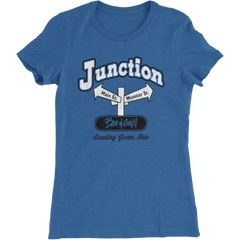 Bowling Green Junction Bar & Grill Ladies Slim Fit T-Shirt