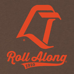 "Vintage BGSU Falcons ""LT"" Logo Roll Along T-Shirt"