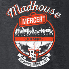 BGSU Madhouse on Mercer Woman's Hockey T-Shirt