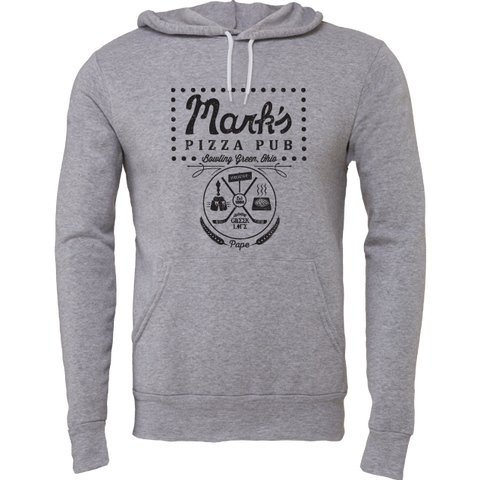 Mark's Pizza Pub of Bowling Green Hoodie