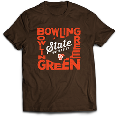 Bowling Green Falcons State Pride T-Shirt