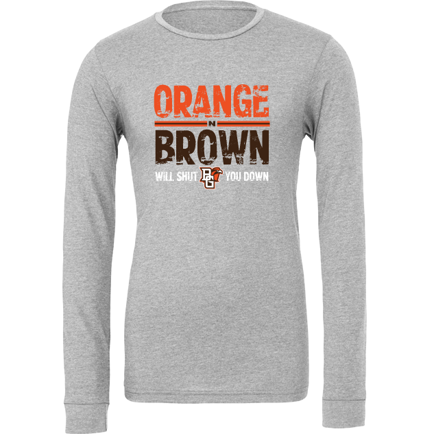 BGSU Athletics Long Sleeve T Shirt