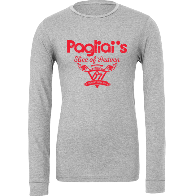 Bowling Green Pagliai's Pizza Long Sleeve T-Shirt