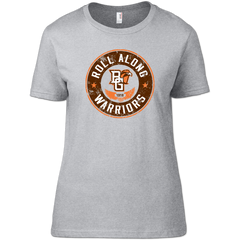 BGSU Roll Along Warriors Woman's T-Shirt