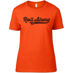 BGSU Falcons Roll Along Woman's T-Shirt