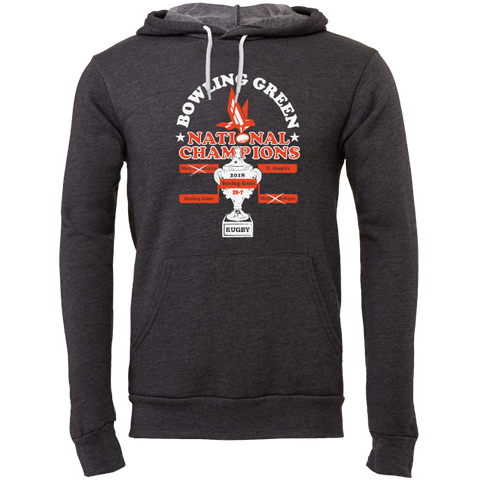 Bowling Green Rugby National Champions Hoodie