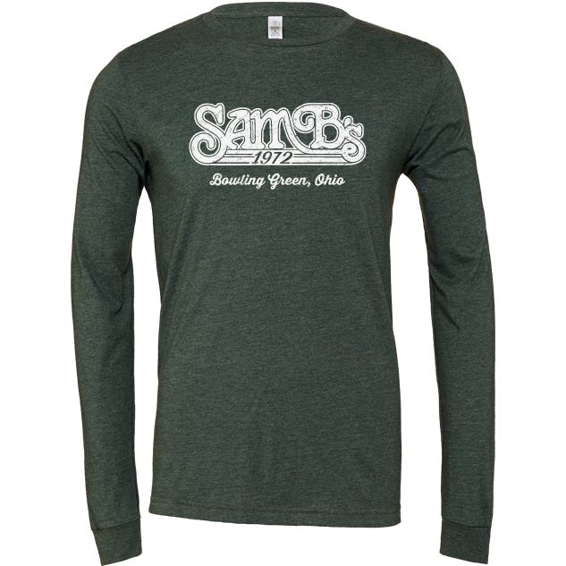 Bowling Green SamB's Restaurant Long Sleeve T-Shirt