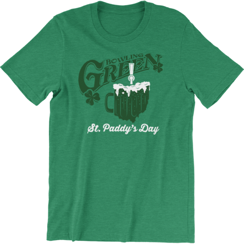 Bowling Green St. Patrick's Day T-Shirt (SPECIAL PRICE)