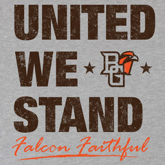 Women's BGSU T-Shirt Falcon Faithful