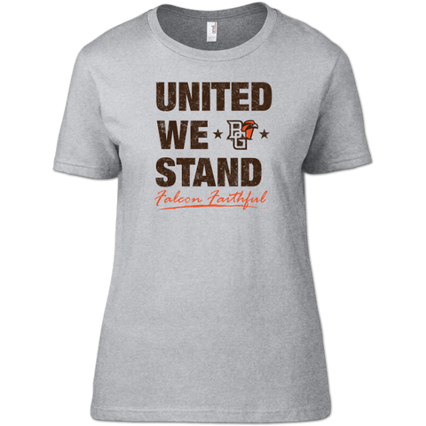 BGSU Falcon Faithful Woman's T-Shirt