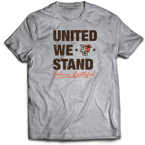 BGSU Falcons United We Stand T-Shirt