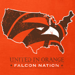 BGSU Falcon Nation T-Shirt