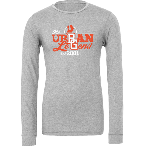 BGSU Urban Meyer - The Urban Legend Long Sleeve T-Shirt