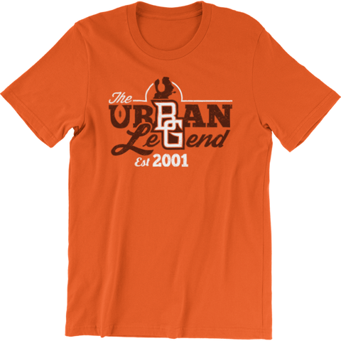 (PRE-SELL) BGSU Urban Meyer - The Urban Legend T-Shirt