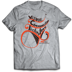 BGSU Visual Communication Technology T-Shirt