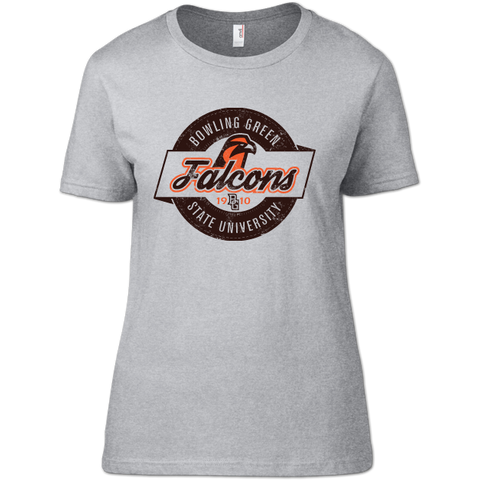 BGSU Falcons Retro Woman's T-Shirt