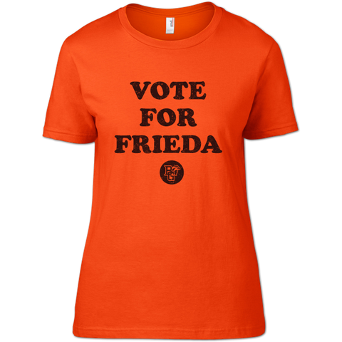 BGSU Falcons Vote for Frieda Woman's T-Shirt