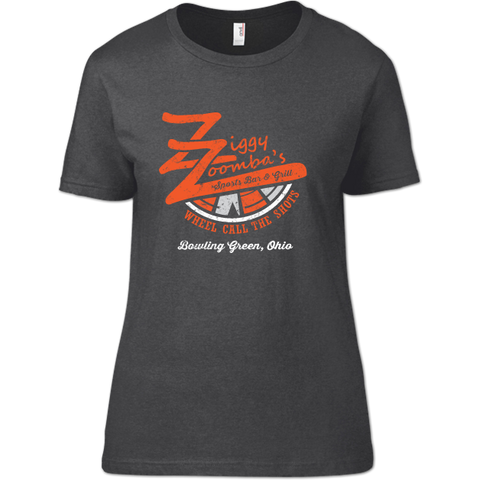 Bowling Green Ziggy Zoomba's Woman's T-Shirt
