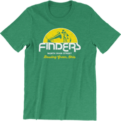 Bowling Green Finders Records T-Shirt