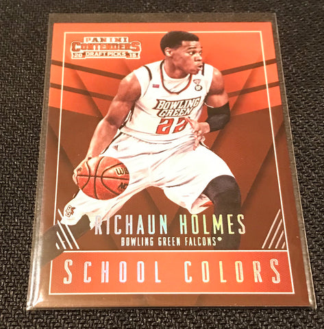 2015-16 Panini Contenders Draft Picks Richaun Holmes Rookie Card