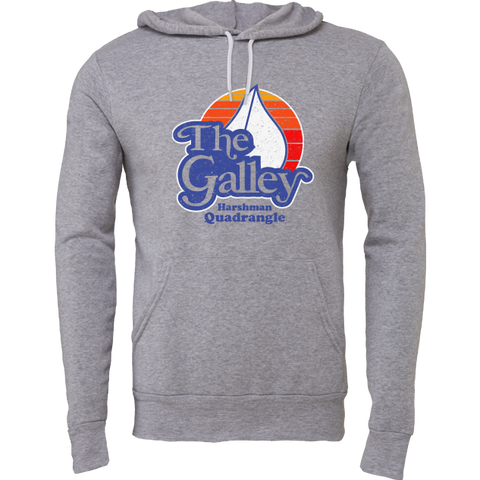 BGSU The Galley - Harshman Quad Hoodie