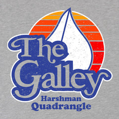 BGSU The Galley - Harshman Quad T-Shirt