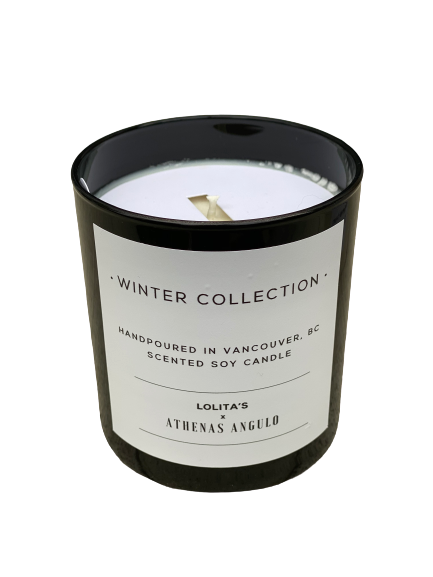 Presidio Winter Soy Candle
