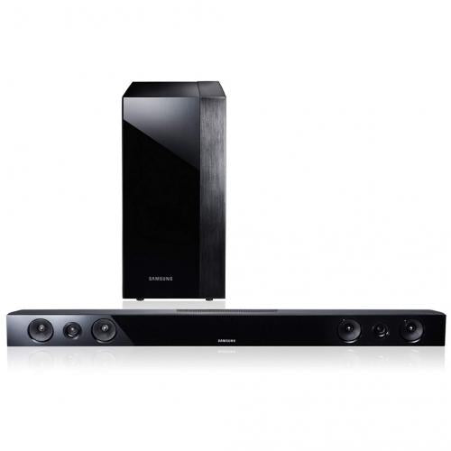 HWF450ZA 2.1 CHANNEL SOUND BAR SYSTEM WIRELESS SUBWOOFER