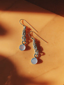 Byzantine Taper Earrings