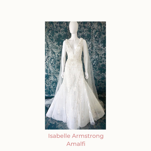 Modified Aline wedding Dress, Isabelle Armstrong