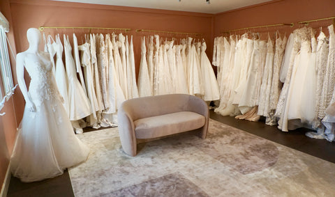Bridal Consignment - Loved Twice Bridal Showroom