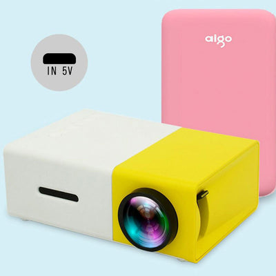 LED Mini Projector - Newhut