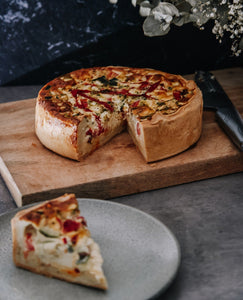 Family Size Quiches - FILOUS PATISSERIE