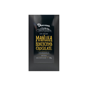 Manuka Honeycomb Milk Chocolate
