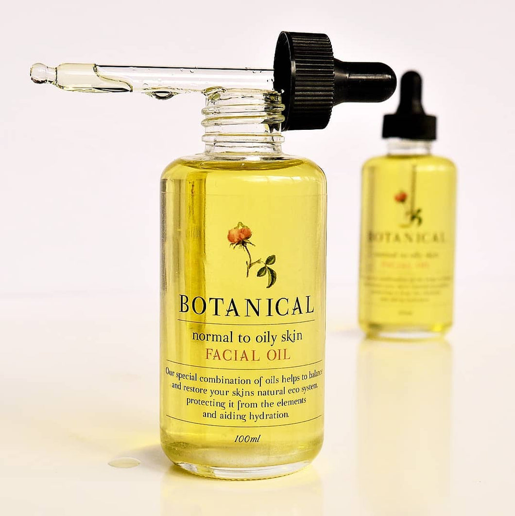 Botanical - Facial oil
