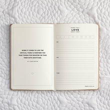 Load image into Gallery viewer, Gratitude Journal - Kraft